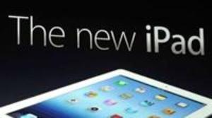 Nuevo iPad, la renovada tableta de Apple para 2012