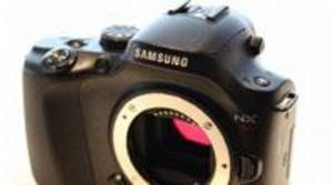 Se filtran las especificaciones de la cámara mirrorless Samsung NX20