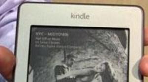 Ya podemos adquirir el Kindle Touch a través de Amazon España