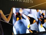 Samsung muestra imágenes de su televisión OLED de 55 pulgadas