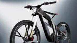 Audi se adentra en el mundo e-bike con el prototipo más veloz hasta la fecha