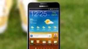 El Galaxy Note 2 fija su salida al mercado para octubre