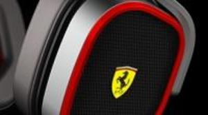 Logic 3 pone a la venta su gama de auriculares inspirados en Ferrari