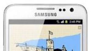La presentación del Galaxy Note 2 apunta al IFA 2012
