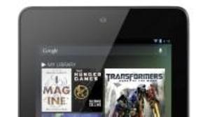 Google detiene la venta del Nexus 7 por el exceso de demanda