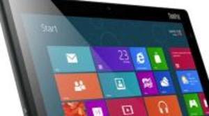 Lenovo anuncia ThinkPad Tablet 2, su primer tablet con Windows 8