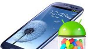 El Galaxy S3 podría recibir la actualización a Jelly Bean antes de que termine el mes
