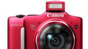 SX500 y SX160, dos nuevas compactas para Canon