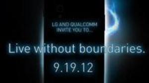 LG y Qualcomm nos invitan la semana que viene a descubrir su nueva creación