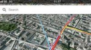 Google Maps para iOS 6 ya está disponible en la App Store