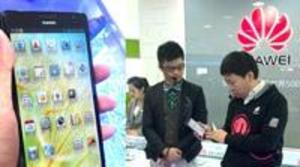 CES 2013: Huawei se lanza a la piscina con un smartphone de 6 pulgadas