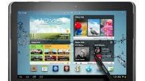 Samsung está preparando un tablet Galaxy Note de 7,7 pulgadas