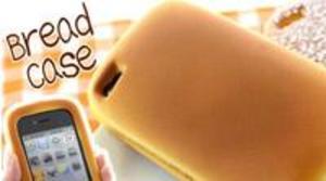 Bread Case, para que tu teléfono huela a pan recién horneado