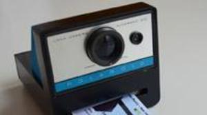 Polaroid Cacher, convierte el mundo virtual en fotografía real
