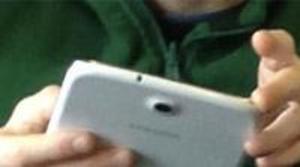 Primeras imágenes del tablet Samsung Galaxy Note 8