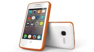 Alcatel One Touch Fire, primer móvil con Firefox OS
