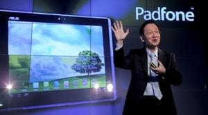 Asus presenta PadFone Infinity, móvil y tablet en un sólo dispositivo