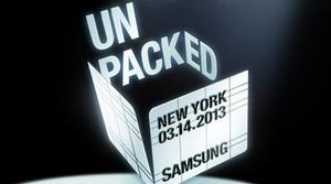 14 de marzo es la fecha elegida por Samsung para presentar Galaxy SIV