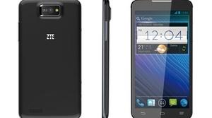 ZTE presenta su phablet Grand Memo en el Mobile World Congress 2013