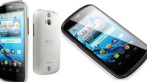 Liquid E1, el smartphone con sonido DTS de Acer