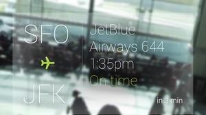 JetBlue imagina el uso de Google Glass en los aeropuertos