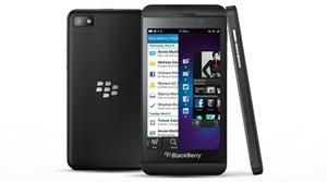 Blackberry Z10 ya está disponible en España