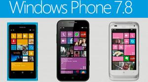 Microsoft paraliza la actualización a Windows Phone 7.8