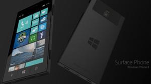 Microsoft estaría preparando un teléfono Surface, según Nokia