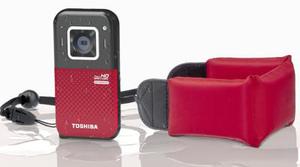 Sumérgete hondo con Toshiba Camileo BW20, la nueva videocámara deportiva HD