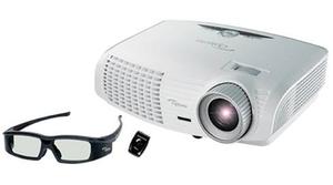 Disfruta de las tres dimensiones en tu casa gracias al proyector Optoma HD25