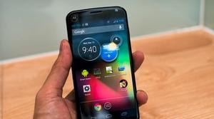 Filtrado un misterioso teléfono móvil de Motorola con una nueva carcasa