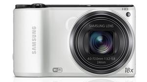 Samsung WB250F, el nuevo modelo de la cámara compacta con conectividad WiFi