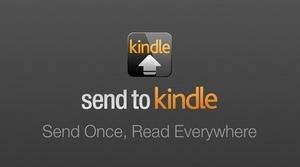 Amazon lanza un botón para mandar noticias al Kindle desde la web