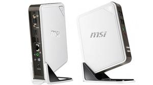 MSI presenta Wind Box DC110, un mini PC de apenas 20 centímetros de largo