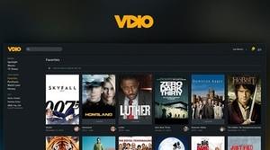 Vdio, nuevo servicio de películas en streaming de Rdio