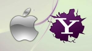 Apple y Yahoo podrían llegar a trabajar juntos