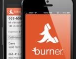 Burner, app para dar un número de teléfono temporal, disponible en Android