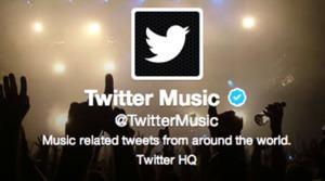 Twitter Music llegará este fin de semana