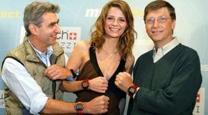 Microsoft estaría desarrollando su smartwatch