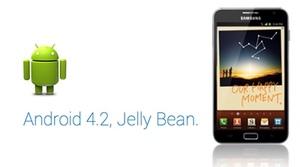 Sony Xperia S y Galaxy Note se actualizarán con Jelly Bean en mayo