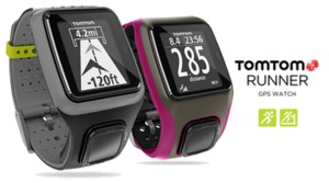 TomTom GPS Sport, nueva apuesta a la moda de los relojes inteligentes
