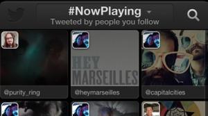 Twitter #Music ya es oficial para iOS y aplicación web