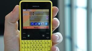 Nokia anuncia el Asha 210 con teclado QWERTY