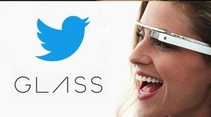 Ya se puede tuitear desde Google Glass