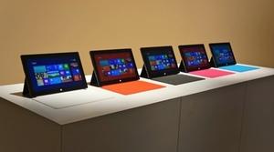 Microsoft planea lanzar nueva tableta Surface de 7 pulgadas