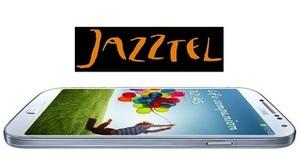 Jazztel presenta sus tarifas para el Samsung Galaxy S4