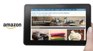 Amazon estaría desarrollando un smartphone con 3D