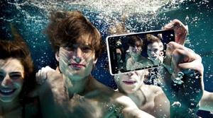 Sony Xperia ZR permitirá hacer fotos bajo el agua