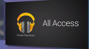Google Music All Access, nace para hacerle sombra a Spotify