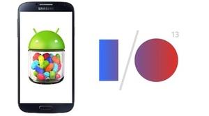 Google anuncia una versión propia del Samsung Galaxy S4